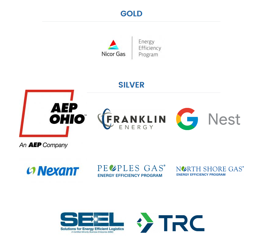 gold and silver sponsors